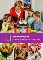 Kindertraktaties vrij van gluten, lactose en arm aan suiker - Viviane Vaes (ISBN 9789082733006)