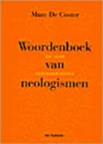 Woordenboek van neologismen - Marc de Coster (ISBN 9789025422707)