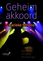 Geheim akkoord - Marieke Simons (ISBN 9789492221995)