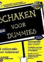 Schaken voor dummies - James Eade, Ruud van de Plassche, Fontline (ISBN 9789067899710)