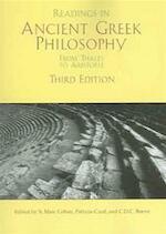 Readings In Ancient Greek Philosophy - S. Marc Cohen (ISBN 9780872207691)