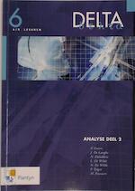 Delta 6 Analyse (6/8u) Deel 2 - P. e.a. Gevers (ISBN 9789030178224)