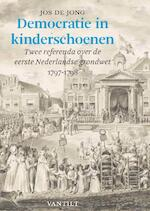 Democratie in kinderschoenen - Jos J. De Jong (ISBN 9789460043987)