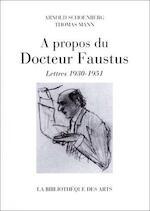 A propos du Docteur Faustus