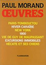 Oeuvres - Paul Morand (ISBN 9782080643650)