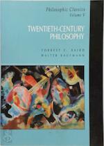 Philosophic Classics: Twentieth-century philosophy - Forrest E. Baird, Walter Kaufmann (ISBN 9780132646987)