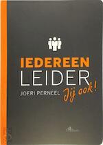 Iedereen leider - Joeri Perneel (ISBN 9789491233074)