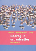 Gedrag in organisaties - S.P. Robbins, Amp, T. Judge (ISBN 9789043015523)