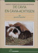 De cavia en cavia-achtigen als gezelschapsdier - R. Dekker (ISBN 9789052661261)