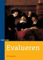 Evalueren - P.G. Swanborn, Peter G. Swanborn (ISBN 9789047300410)