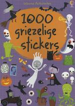 1000 GRIEZELIGE STICKERS (ISBN 9781409565550)