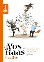 Ik leer lezen met Vos & Haas - Gaatjes - Sylvia Vanden Heede, Thé Tjong-Khing (ISBN 9789401433365)