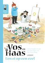 Ik leer lezen als Vos en haas - Ik lees als Vos - Een ei op een ezel - nieuwe editie - Sylvia Vanden Heede (ISBN 9789401434935)
