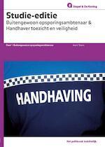 Buitengewoon Opsporingsambtenaar en Handhaver Toezicht en Veiligheid Studie-editie - A.W. Sterk (ISBN 9789035248984)