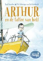Arthur en de tattoo van Wolf