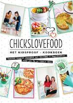 Chickslovefood Koken voor kinderen [werktitel] - Elise Gruppen, Nina de Bruijn (ISBN 9789000355518)