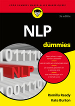 NLP voor Dummies, 3e editie - Romilla Ready (ISBN 9789045354088)