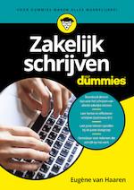 Zakelijk schrijven voor Dummies - Eugène van Haaren (ISBN 9789045354637)