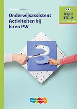 Onderwijsassistent Activiteiten bij leren Werkboek niveau 4 - R.F.M. van Midde (ISBN 9789006622577)