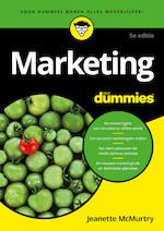 Marketing voor Dummies - Jeanette McMurtry (ISBN 9789045355337)