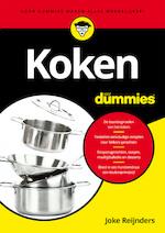 Koken voor Dummies - Joke Reijnders (ISBN 9789045355306)