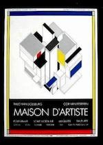 Boeuwplaat Maison d artiste - Theo van Doesburg / Cor van Eesteren [bouwplaat]