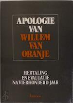 Apologie van Willem van Oranje