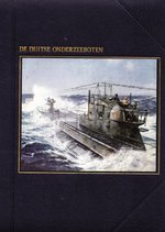De Duitse onderzeeboten - Douglas Botting, Ludwig von Müller (ISBN 9789061824138)