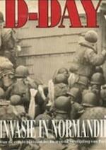 D-DAY, Invasie in Normandië