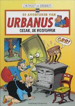 Cesar, de bosfopper - Willy Linthout, Urbanus (ISBN 9789002217548)