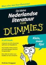 De kleine Nederlandse literatuur voor Dummies - DickJan Braggaar (ISBN 9789043020831)