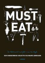 Must eat - Luc Hoornaert (ISBN 9789401410144)