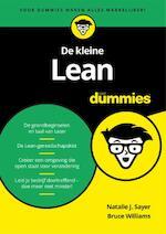 De kleine Lean voor Dummies - Natalie J. Sayer, Bruce Williams (ISBN 9789045351001)