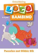 Bambino loco Puzzelen met Dikkie Dik 3-5 jaar - Michael Junga, Jet Boeke