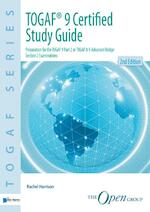 TOGAF 9 certified study guide / deel Study guide - Rachel Harrison (ISBN 9789087539290)