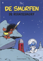 De ruimtesmurf - Peyo (ISBN 9789002238000)
