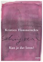 Schrijven - Kristien Hemmerechts (ISBN 9789401435475)