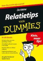 De kleine relatietips voor Dummies - Angèle Nederlof (ISBN 9789045350745)