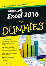 Microsoft Excel 2016 voor Dummies - Greg Harvey (ISBN 9789045352442)