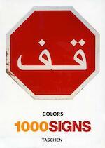 1000 signs - Carlos Mustienes, Thomas Hilland (ISBN 9783822831359)