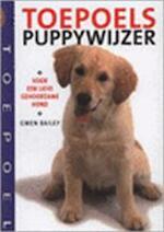 Toepoels puppywijzer - Gwen Bailey (ISBN 9789023009146)