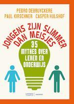 Jongens zijn slimmer dan meisjes XL - Pedro De Bruyckere (ISBN 9789401443524)