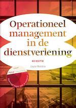 Operationeel management in de dienstverlening, met MyLab NL toegangscode - Joyce Walstra (ISBN 9789043034975)