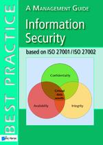 Information Security based on ISO 27001/ISO 27002 - Alan Calder (ISBN 9789401801225)