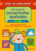 Speel- en leerkaarten - De leukste concentratiespelletjes (5-6 j.) - ZNU (ISBN 9789044748437)
