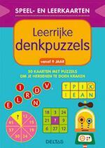 Speel- en leerkaarten - Leerrijke denkpuzzels (vanaf 9 jaar) - ZNU (ISBN 9789044748444)