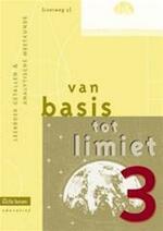 Van basis tot limiet 3 - aso - lw 5 - leerboek getallen & analytische meetkunde - Philip e.a. Bogaert (ISBN 9789059581166)