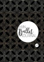 POCKET Mijn bullet journal zwart goud