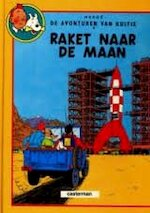 Raket naar de maan/ mannen op de maan - Hergé (ISBN 9789030329787)