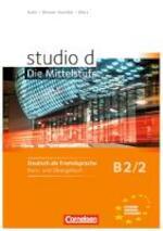 studio d 2 - Mittelstufe. Kurs- und Übungsbuch